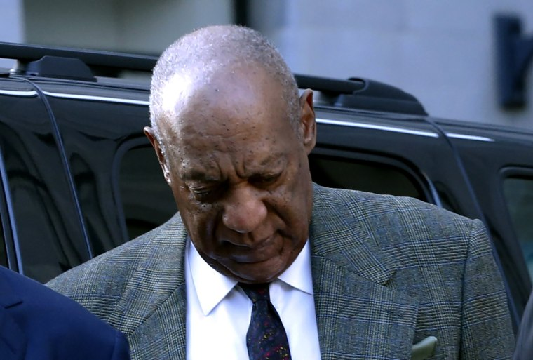 Image: US-ENTERTAINMENT-TELEVISION-COSBY-COURT