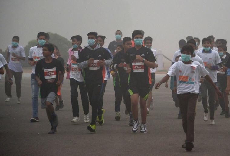 Image: INDIA-INVIRONMENT-POLLUTION