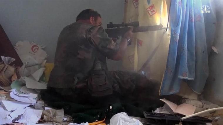 IMAGE: Fighting ISIS in Libya