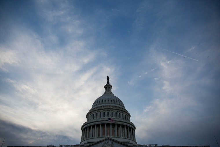 Image: The U.S. Capitol in Washington