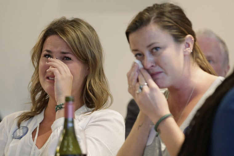 Image: AmericansIn Australia React To US Election Result