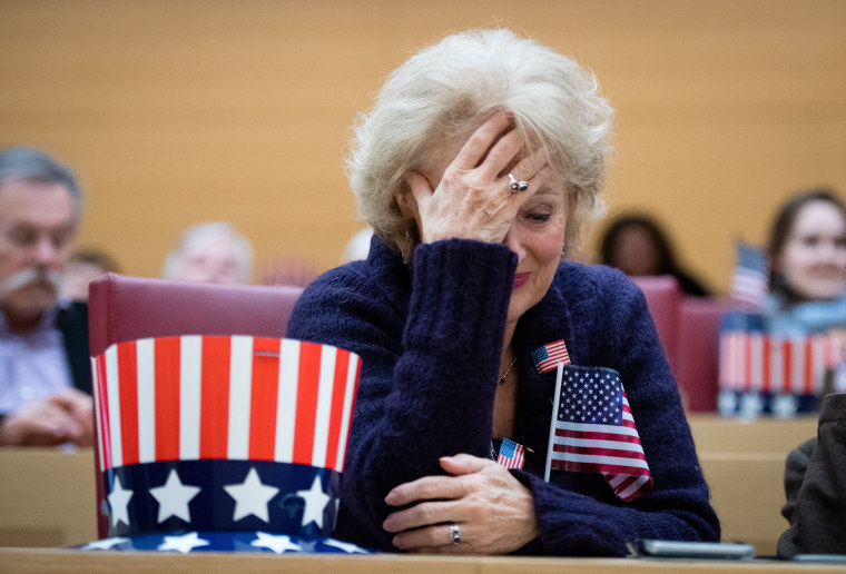 Image: US election night in Munich