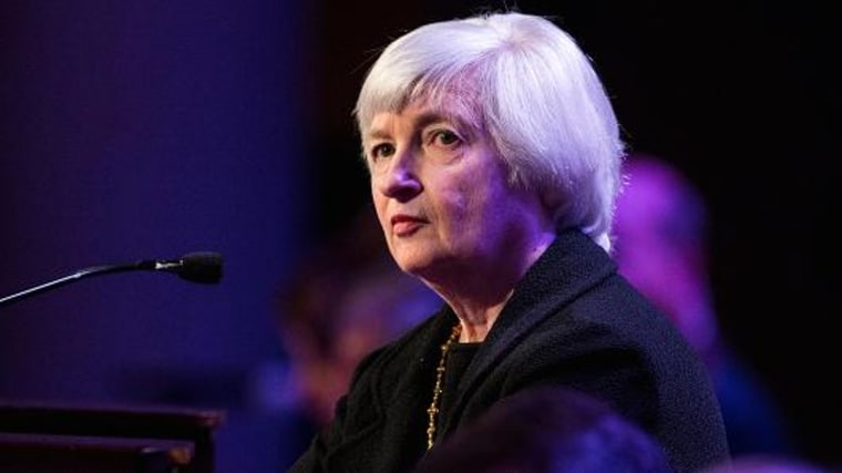 Janet Yellen, chair of the Federal Reserve. Getty Images