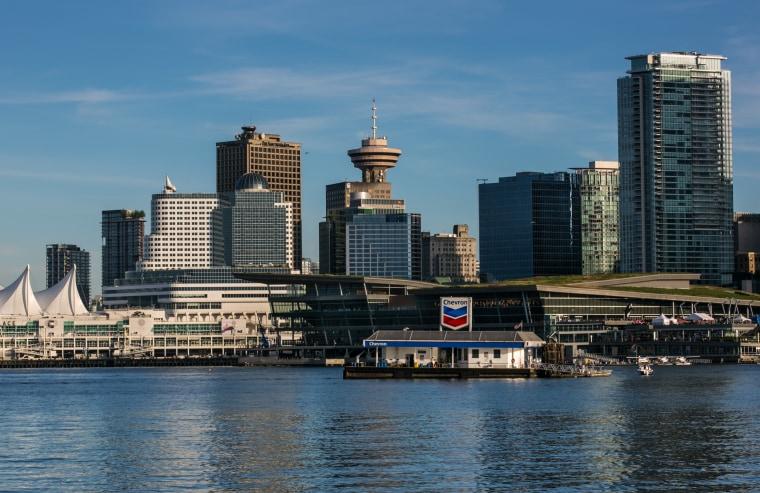 Exploring Vancouver British Columbia