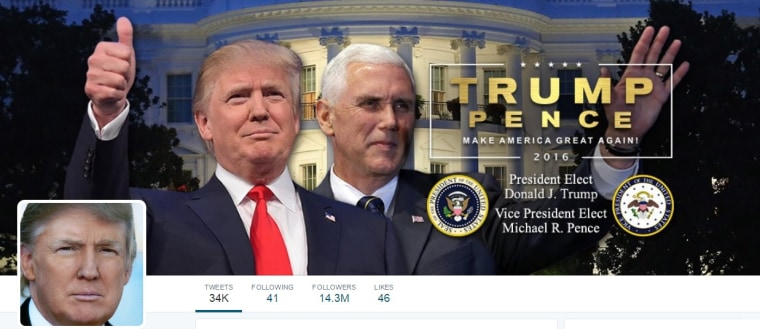 IMAGE: Donald Trump's Twitter banner