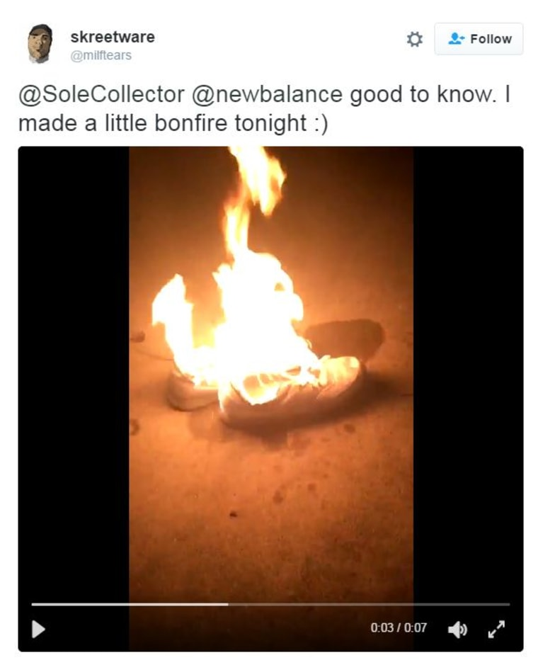 New Balance, Grubhub Called Out on Social Media for Overly ...