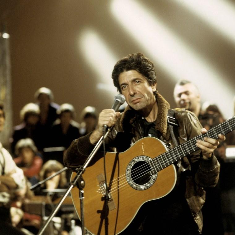 Image: Leonard Cohen
