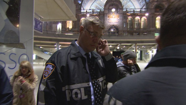 The NYPD has personnel stationed around the globe working with local police departments to protect New York City from terror attacks.