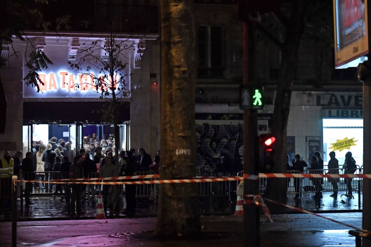 Image: FRANCE-ATTACKS-ANNIVERSARY-CULTURE-MUSIC