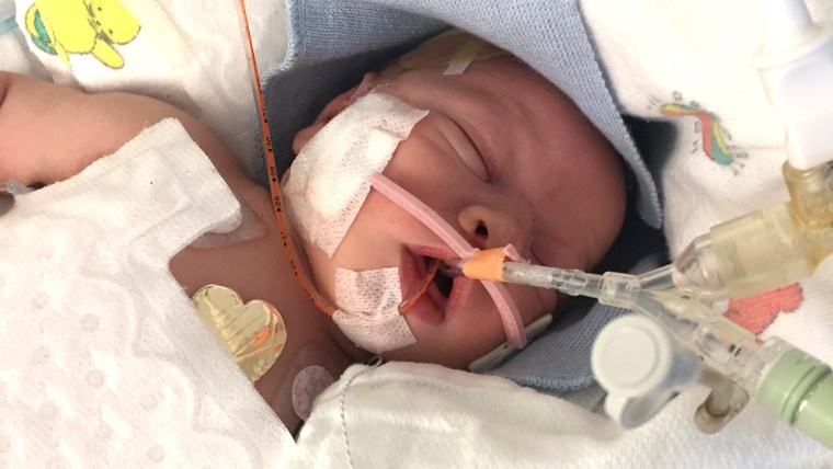 Things I wish I knew about having a baby in the NICU