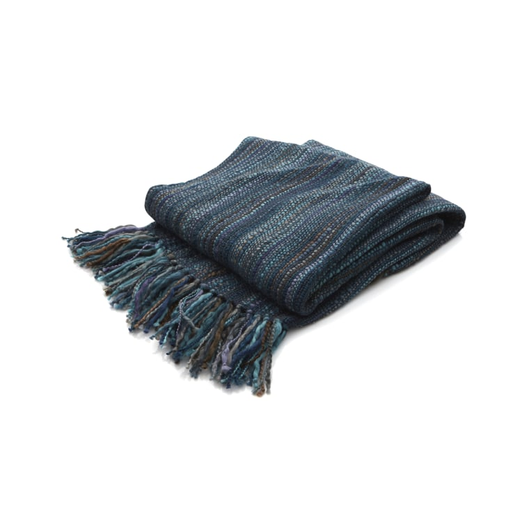 Even dudes get cold sometimes. Give them a cozy throw for when there's a chill in the air.