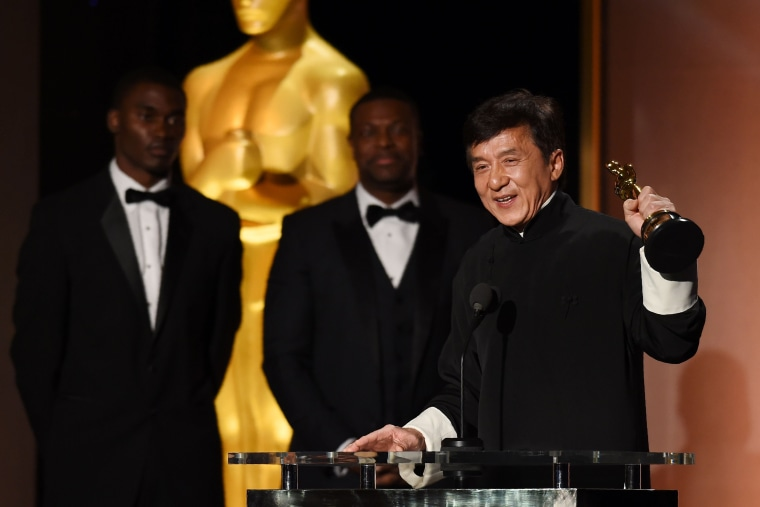 Image: ENTERTAINMENT-US-FILM-OSCARS-AWARD
