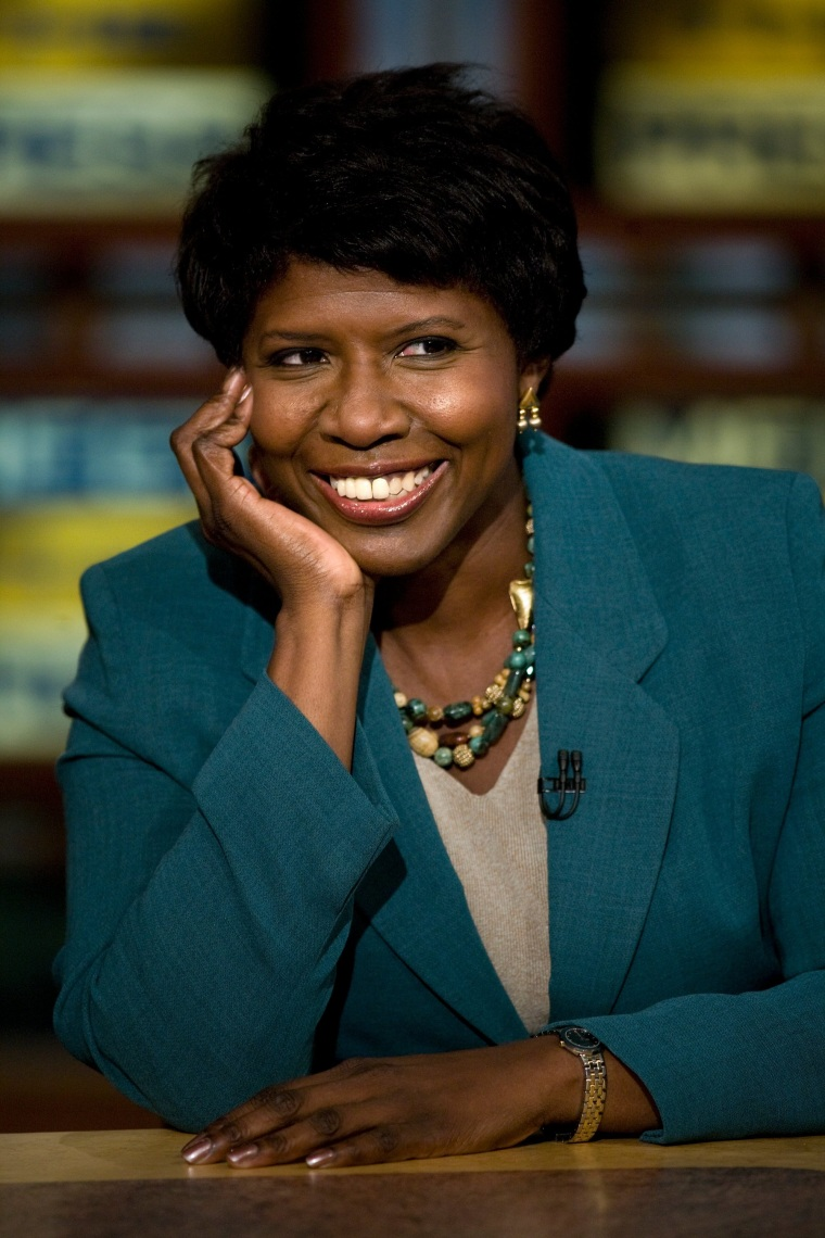 Gwen Ifill, Renowned Journalist and Author, Dies at 61