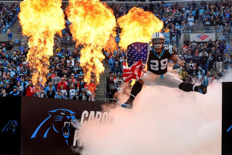 Image: NFL: Kansas City Chiefs at Carolina Panthers
