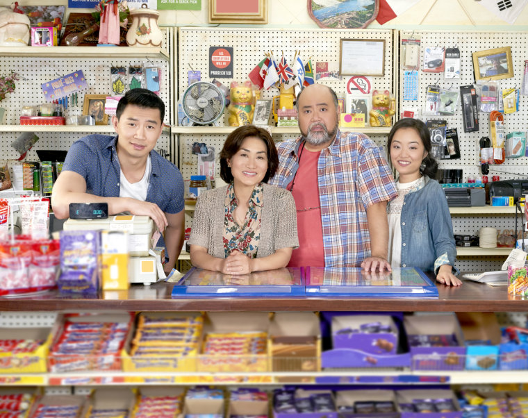 """Kim's Convenience"" is the story of The Kims, a Korean-Canadian family, running a convenience store in downtown Toronto."