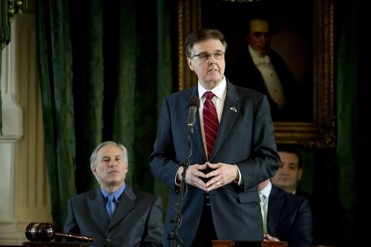 Texas prepares Rick Perry to Greg Abbott transition