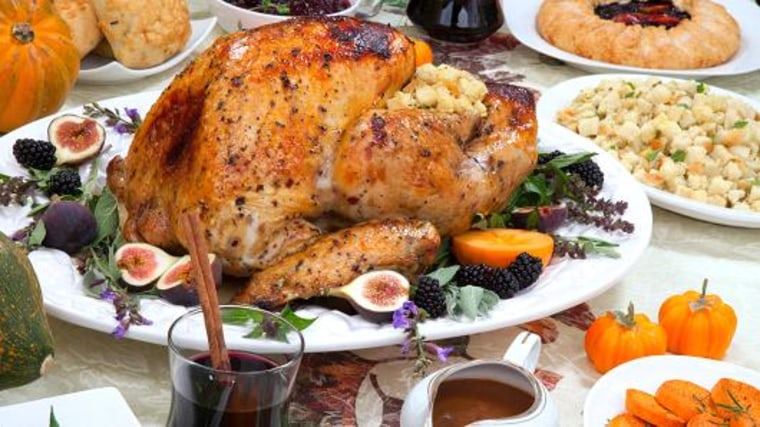 Thanksgiving will cost less this year. Good news for families, bad news for the turkey population.