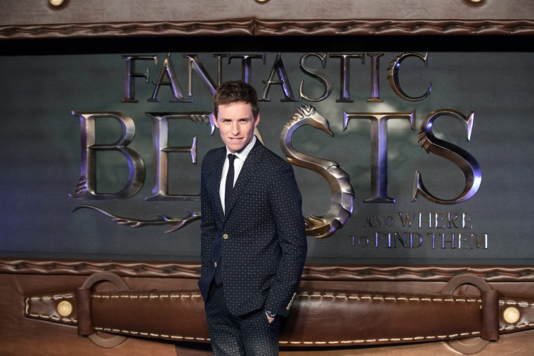 Image: Fantastic Beasts film premiere in London