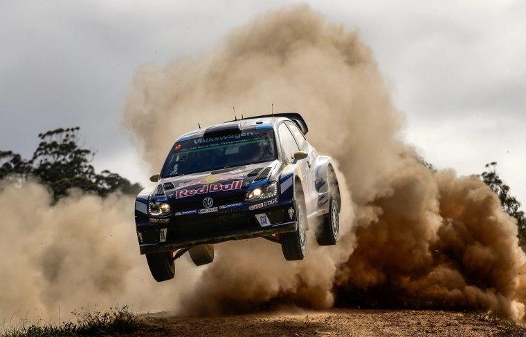 Image: Rally Australia 2016