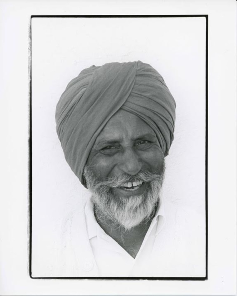 Professor Hari Singh Everest was the first South Asian to teach in the Yuba City school system in 1961.