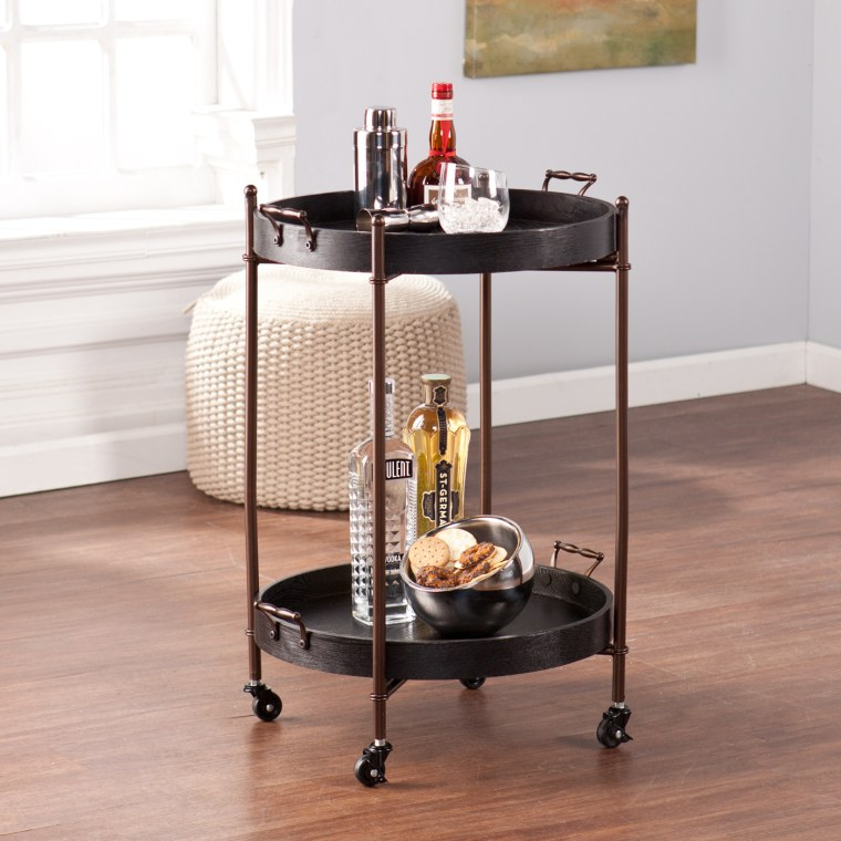 The rustic look and great price makes this a keeper.