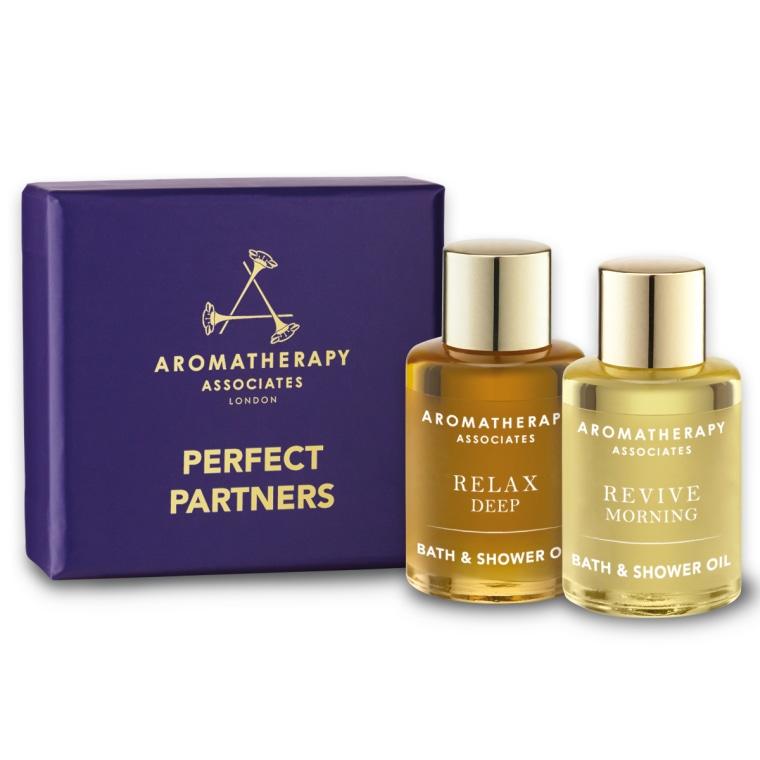 Aromatherapy Associates London perfect partners gift box