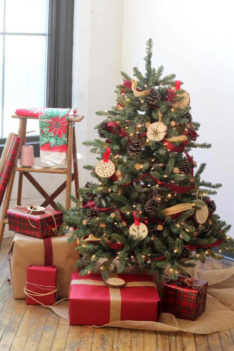 small christmas tree - What Christmas Tree Smells The Best