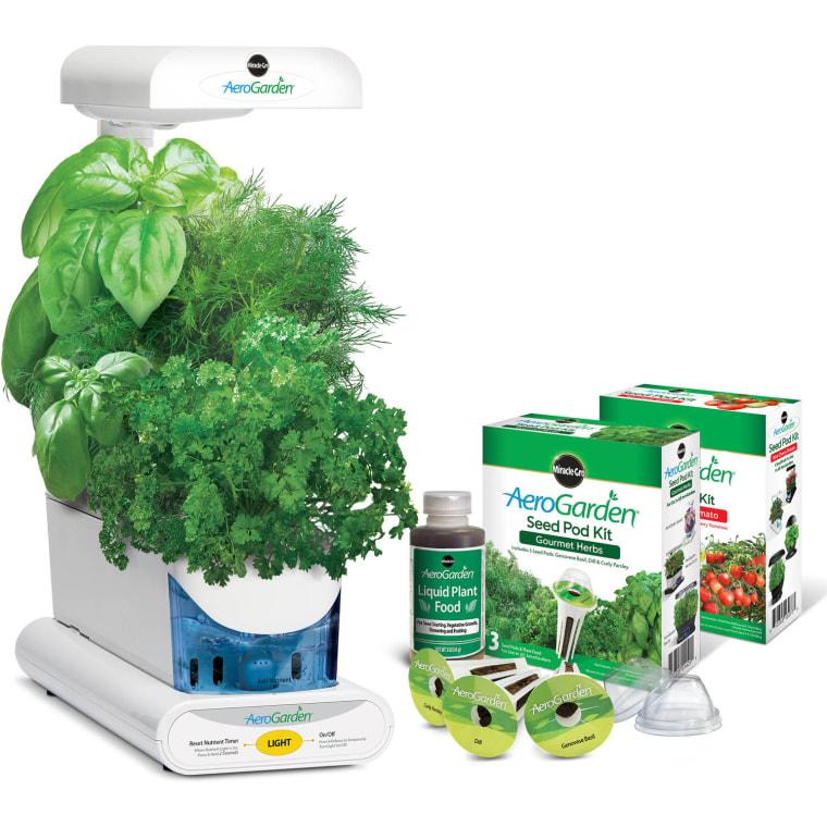 miracle-gro aerogarden herb kit