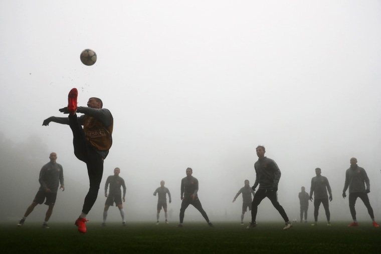Image: Monaco Training Session and Press Conference *** BESTPIX ***