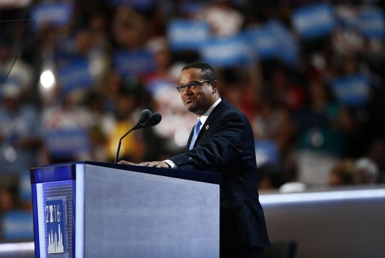 IMAGE: Rep. Keith Ellison, D-Minnesota