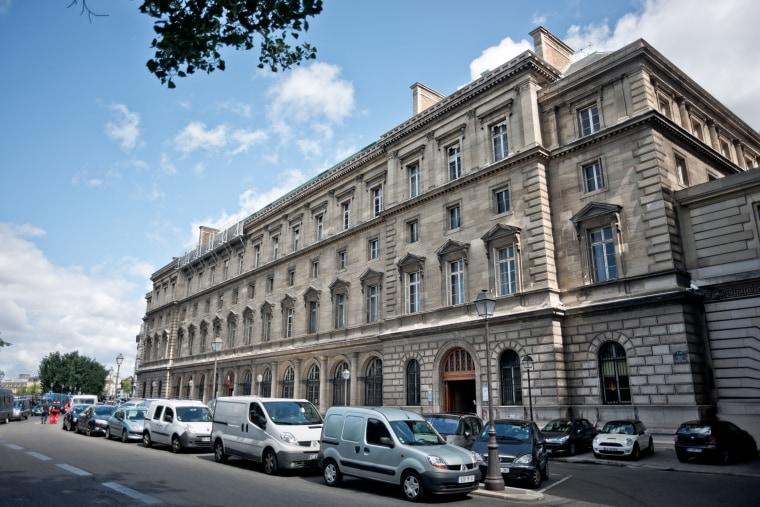 Image: Head of the Judicial Police of Paris: 36 Quai des Orfevres