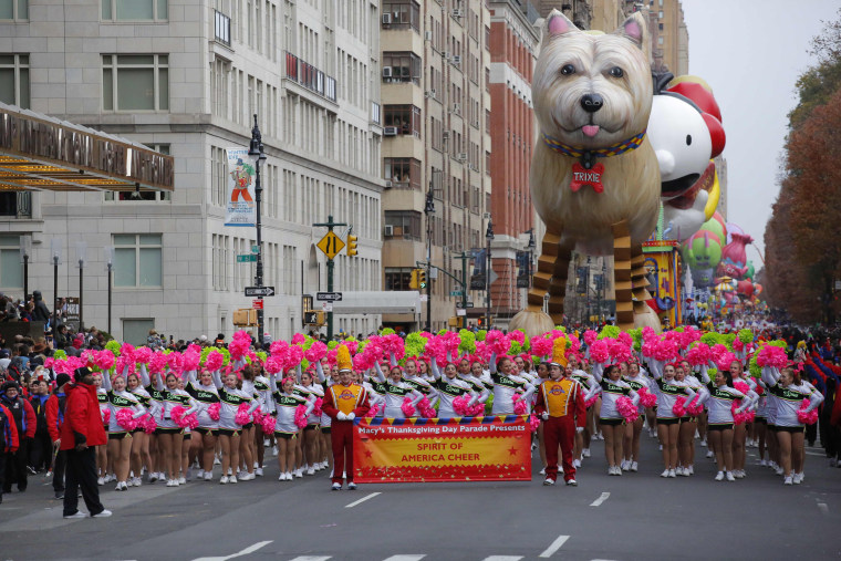 Image: US-THANKSGIVING-HOLIDAY-PARADE