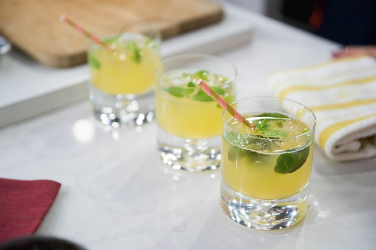 Marcus Samuelsson's Yes, Chef Cocktail