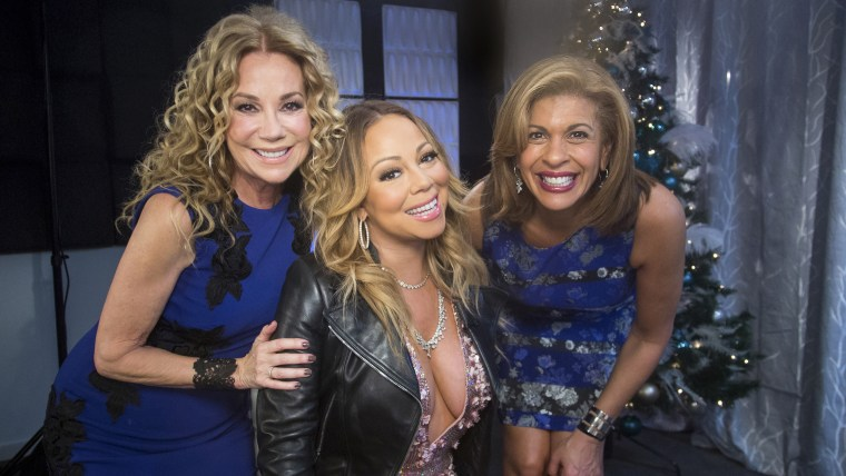 Mariah Carey discusses her new reality television show 'Mariah's World'