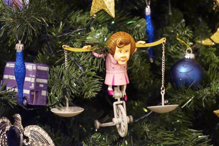 1st Christmas Tree Decorations