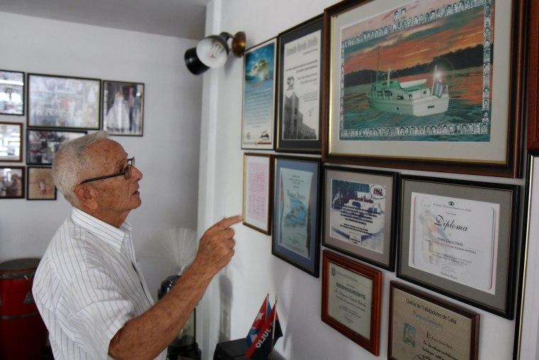 Arsenio Davila Garcia reflecting on his decision to join Fidel Castro in 1956.