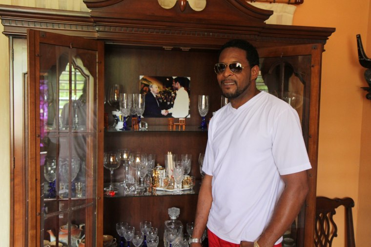 Javier Sotomayor is a former Olympic athlete and holds the world record in the high jump.