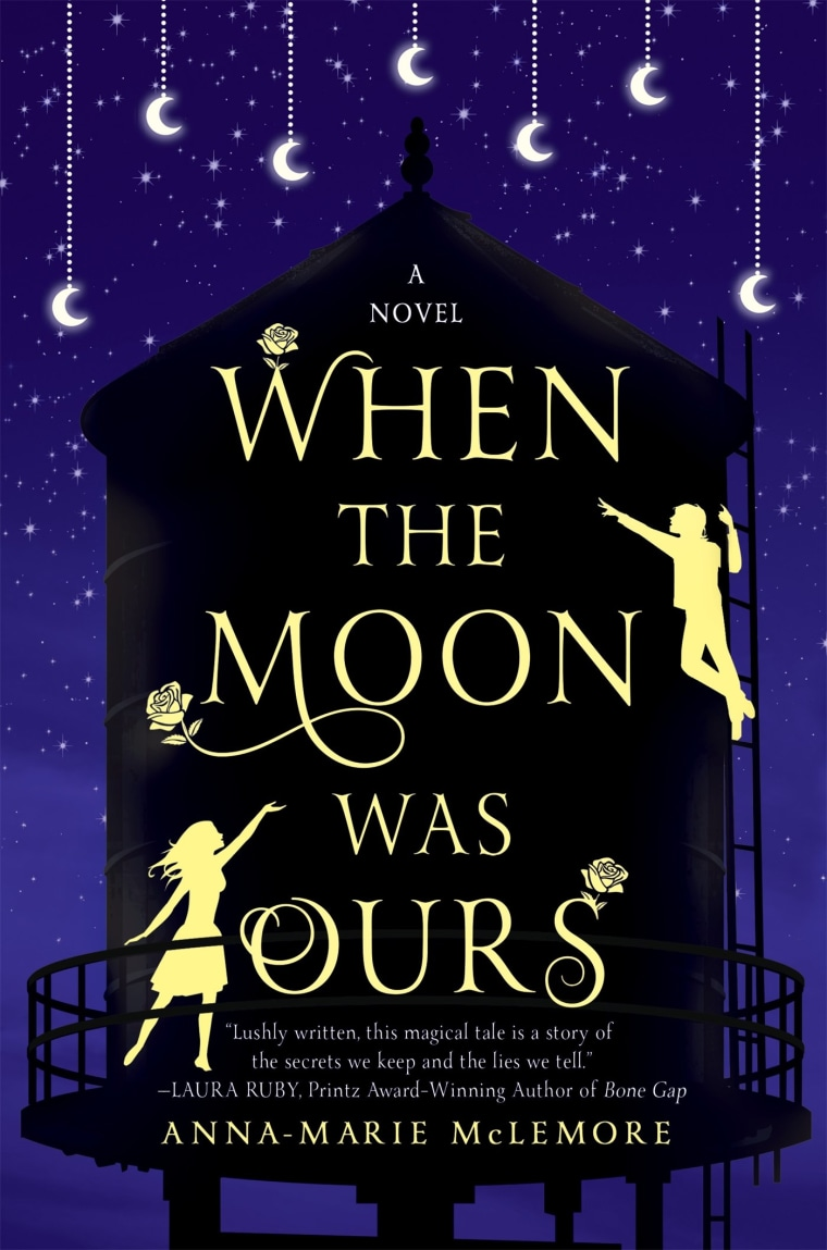 Anna-Marie McLemore, When the Moon Was Ours, Thomas Dunne Books.