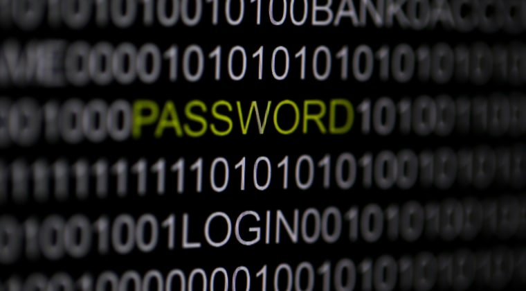 Image: File picture illustration of the word 'password' pictured on a computer screen taken in Berlin