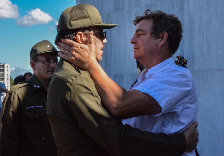 Image: CUBA-CASTRO-DECEASE-MEMORIALS