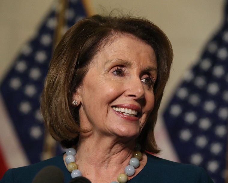 Image: House Democrats Hold Leadership Elections