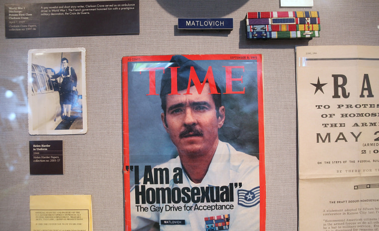 Country's First Gay, Lesbian, Bisexual, And Transgender History Museum Opens