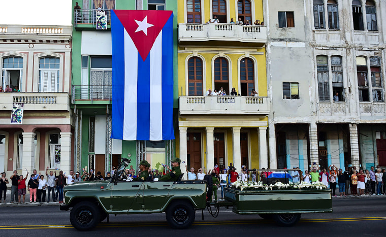 Image: CUBA-CASTRO