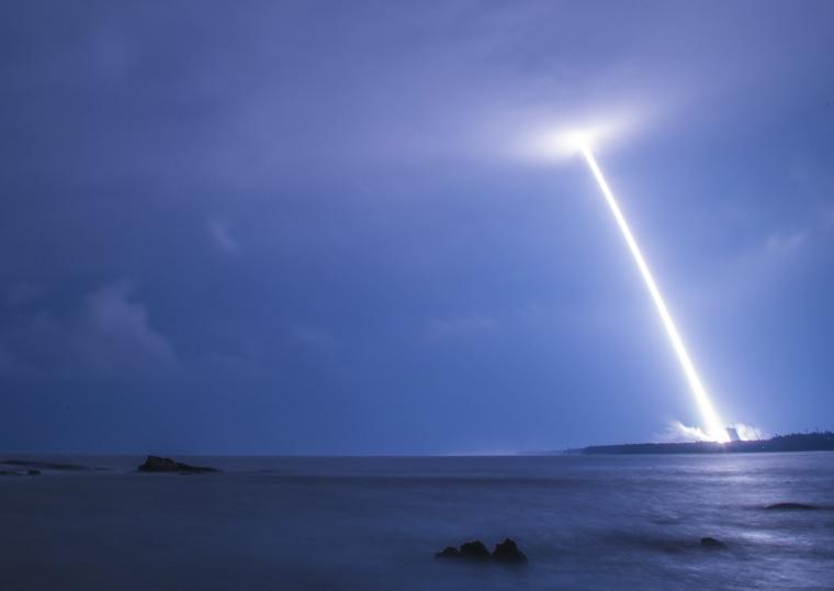 Image: CHINA-SPACE
