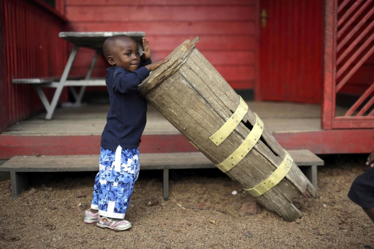 Image: Congo Faces of Orphans