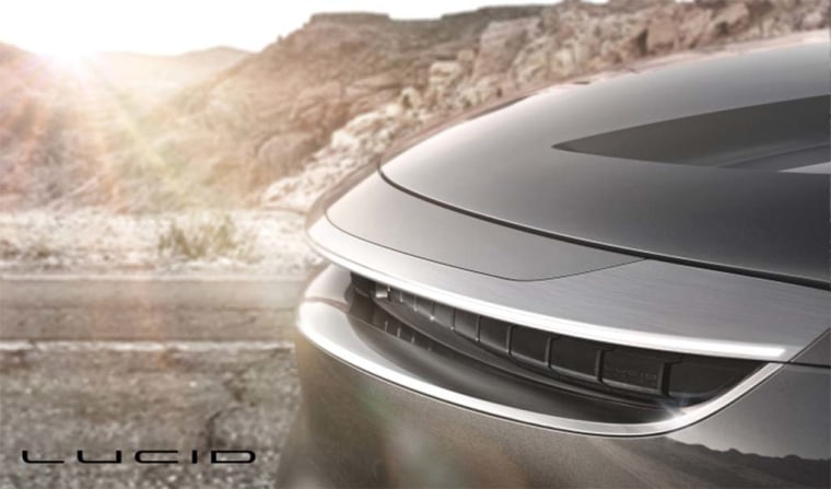 Lucid Motors is building a $700 million factory to produce a new line of electric vehicles, betting millions of Americans will soon trade in their conventional, gas-powered cars and trucks for a new generation of battery cars.