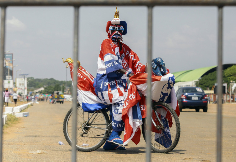 Image: Ghana Presidential election preparations