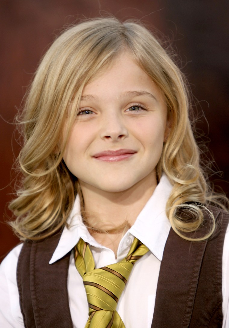 Chloe Grace Moretz hair