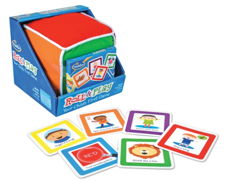 Baby board game