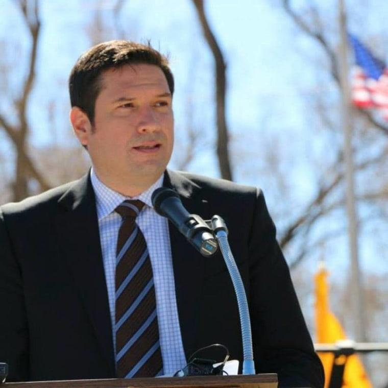 Javier Gonzales, Mayor of Santa Fe, New Mexico